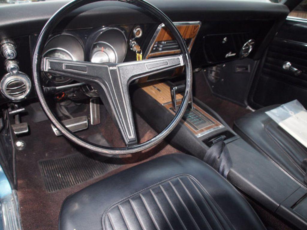 1968 Chevrolet Camaro SS - 17794979 - 44