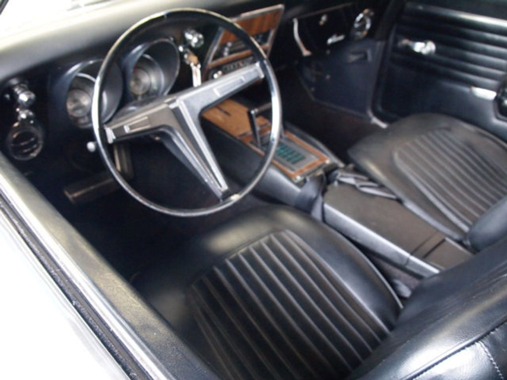 1968 Chevrolet Camaro SS - 17794979 - 45
