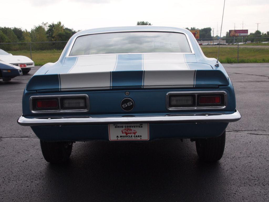 1968 Chevrolet Camaro SS - 17794979 - 6