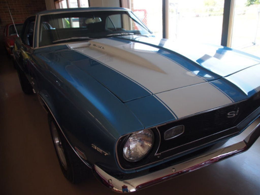 1968 Chevrolet Camaro SS - 17794979 - 7