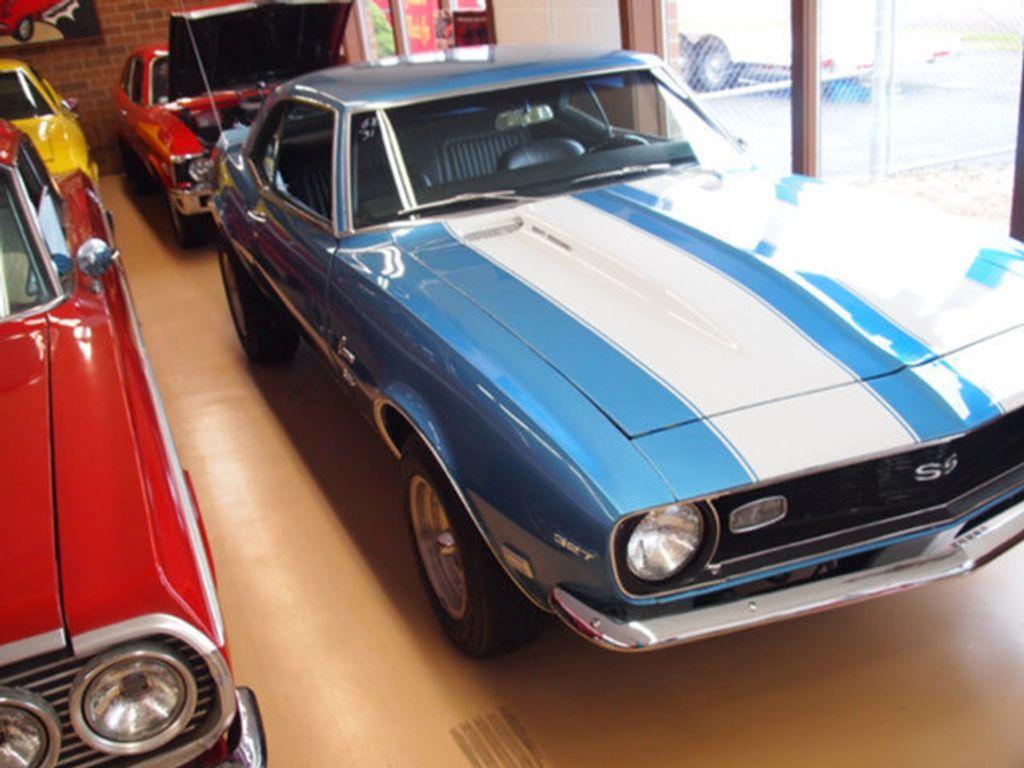 1968 Chevrolet Camaro SS - 17794979 - 8