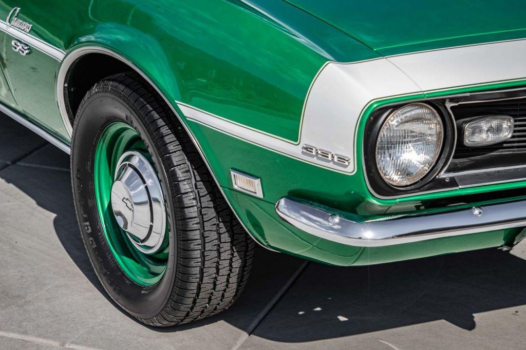 1968 Chevrolet Camaro SS - 18335475 - 9