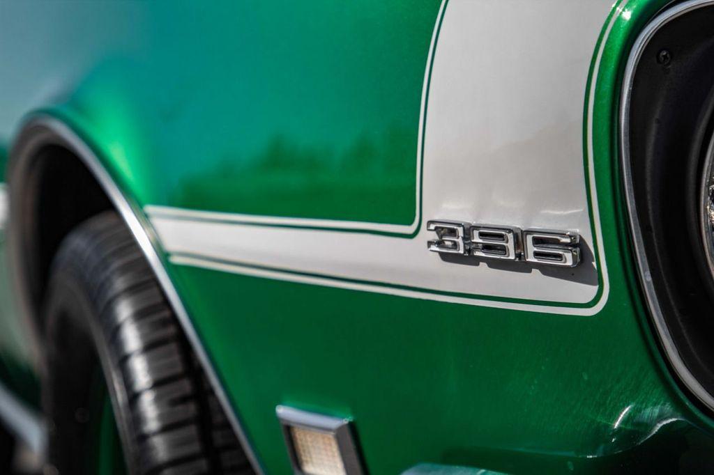 1968 Chevrolet Camaro SS - 18335475 - 22