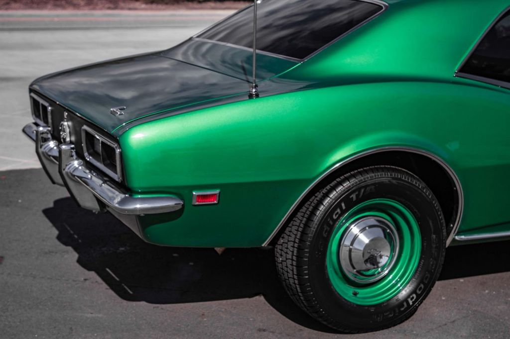 1968 Chevrolet Camaro SS - 18335475 - 25