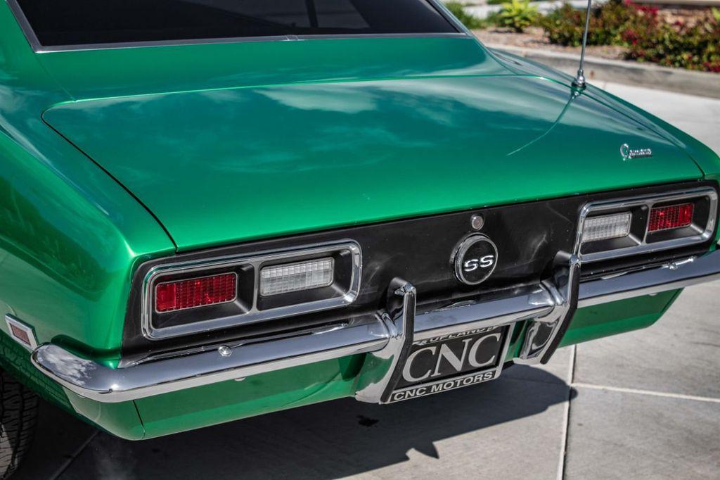 1968 Chevrolet Camaro SS - 18335475 - 28