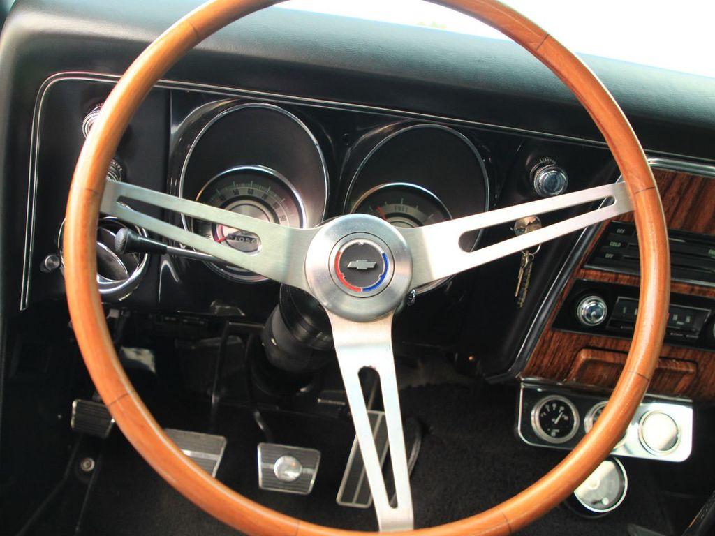 1968 Chevrolet Camaro SS - 18335475 - 52