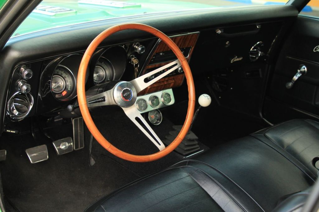 1968 Chevrolet Camaro SS - 18335475 - 6