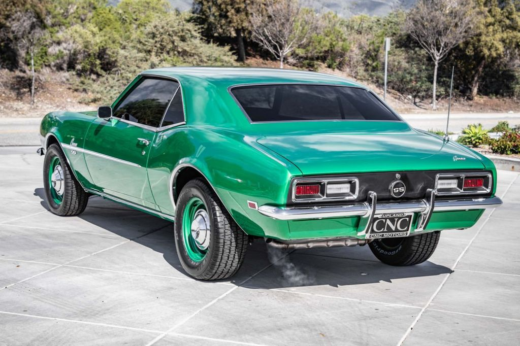 1968 Chevrolet Camaro SS - 18335475 - 75
