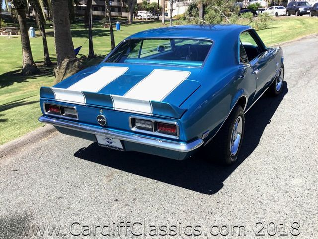 1968 Chevrolet CAMARO 396  - Click to see full-size photo viewer