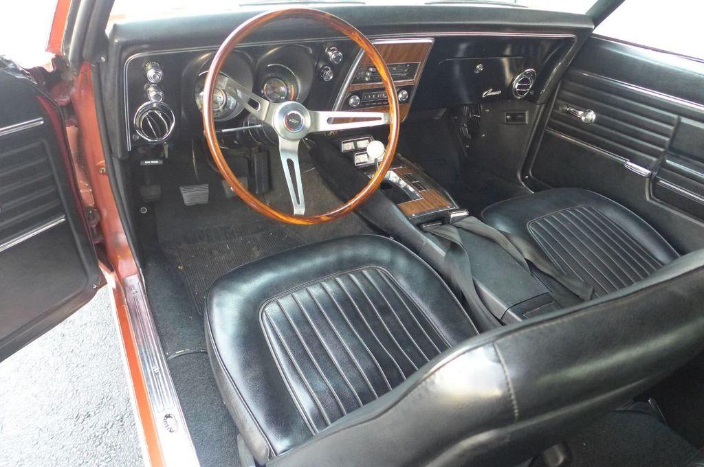 1968 Chevrolet Camaro Z/28  - 16589361 - 9