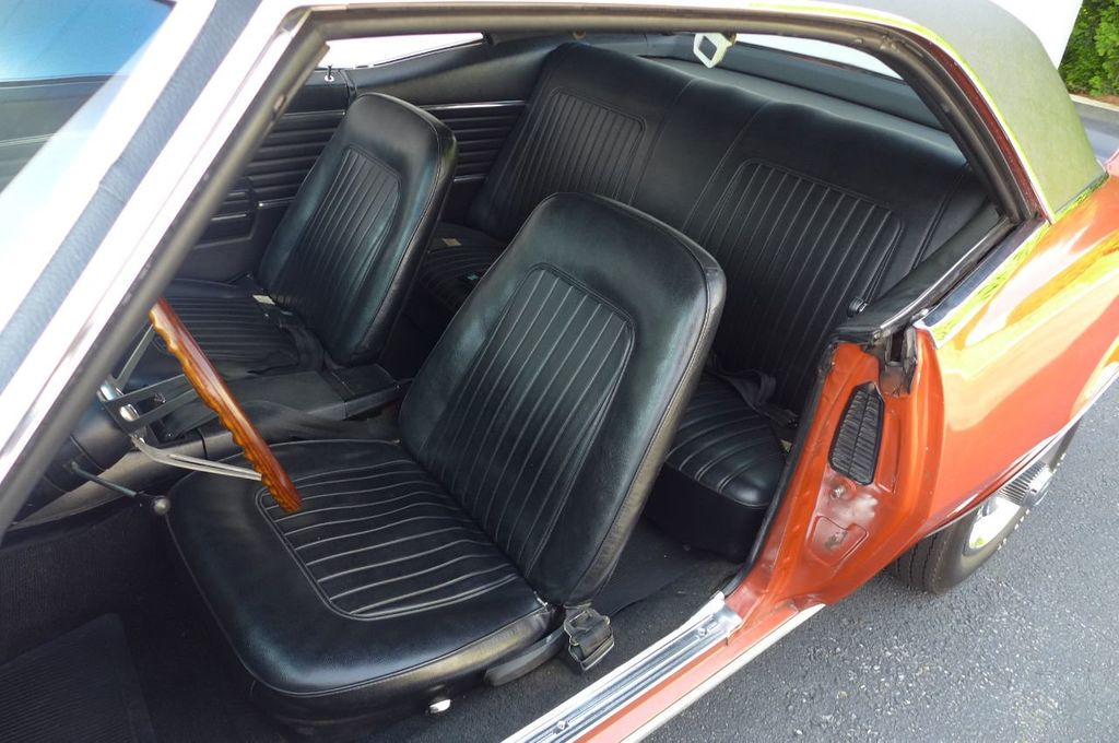 1968 Chevrolet Camaro Z/28  - 16589361 - 11
