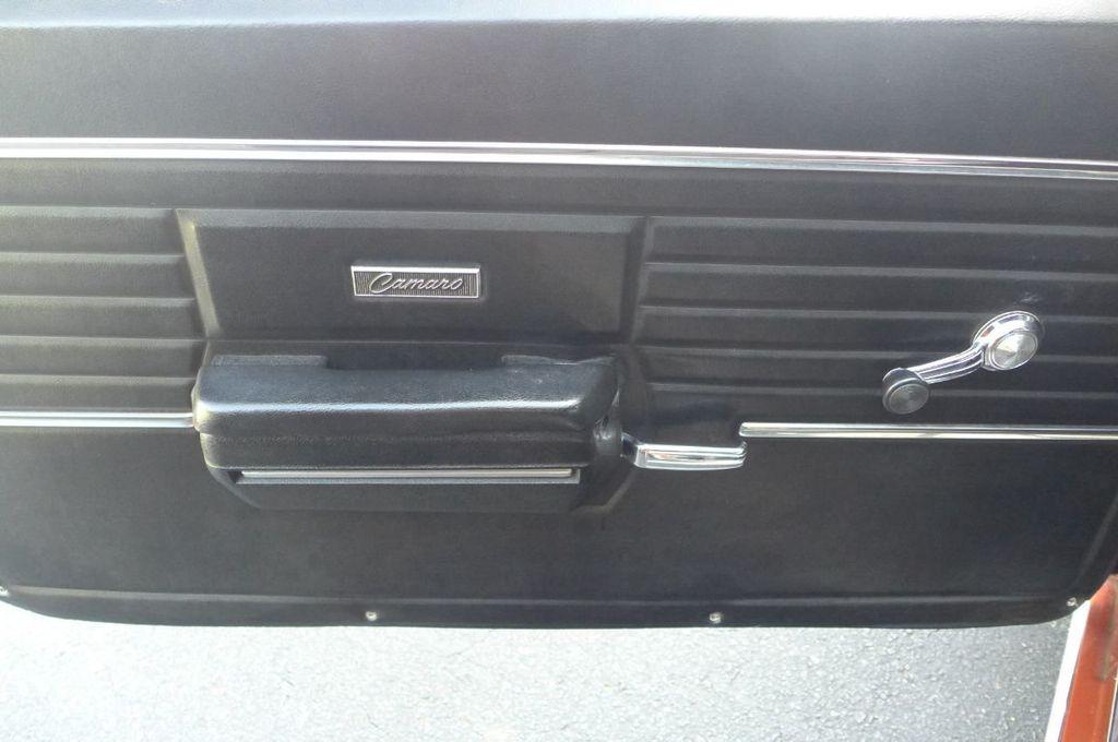 1968 Chevrolet Camaro Z/28  - 16589361 - 12
