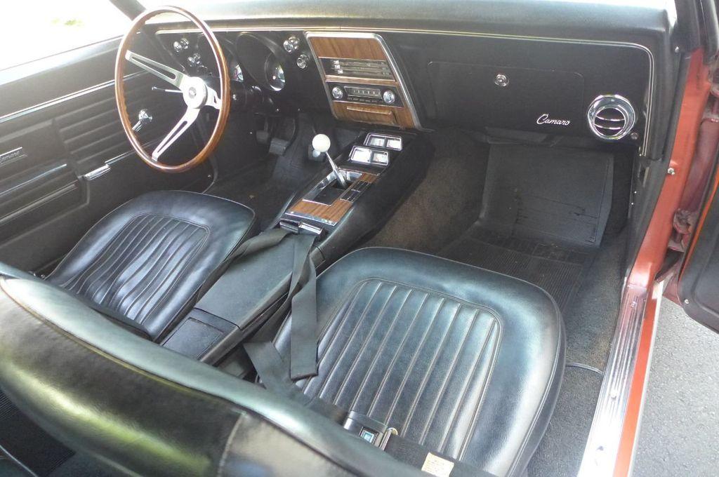 1968 Chevrolet Camaro Z/28  - 16589361 - 13