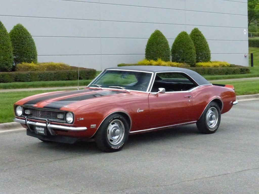 1968 Used Chevrolet Camaro Z/28 at Hendrick Performance Serving ...