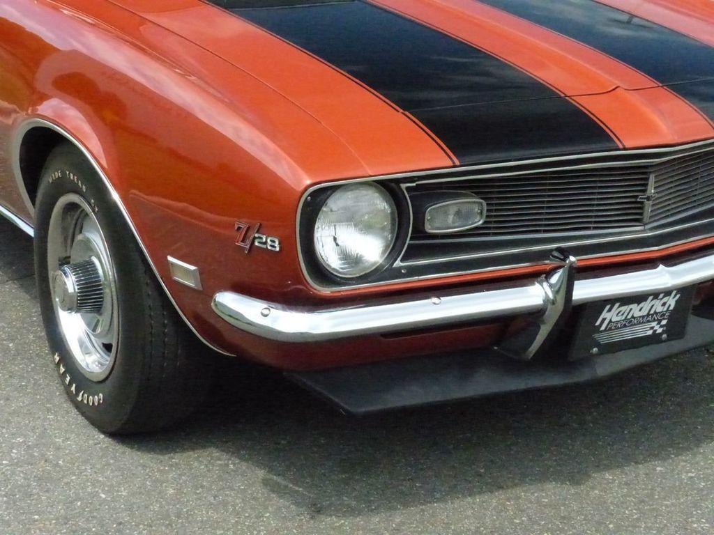 1968 Chevrolet Camaro Z/28  - 16589361 - 45
