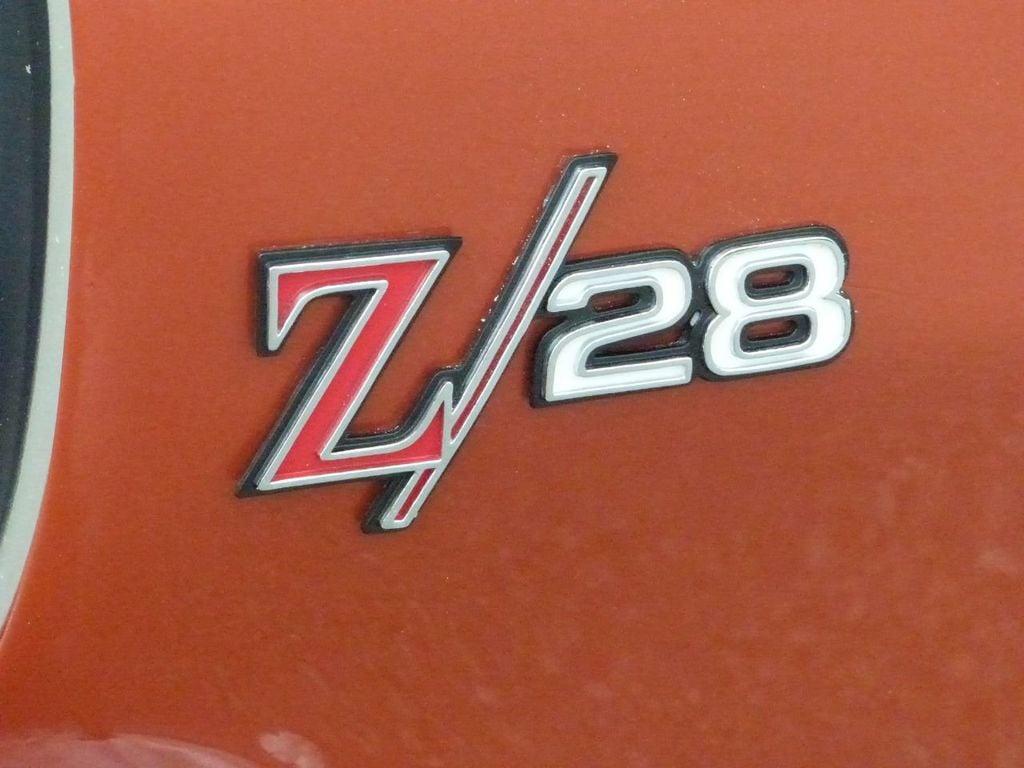 1968 Chevrolet Camaro Z/28  - 16589361 - 49