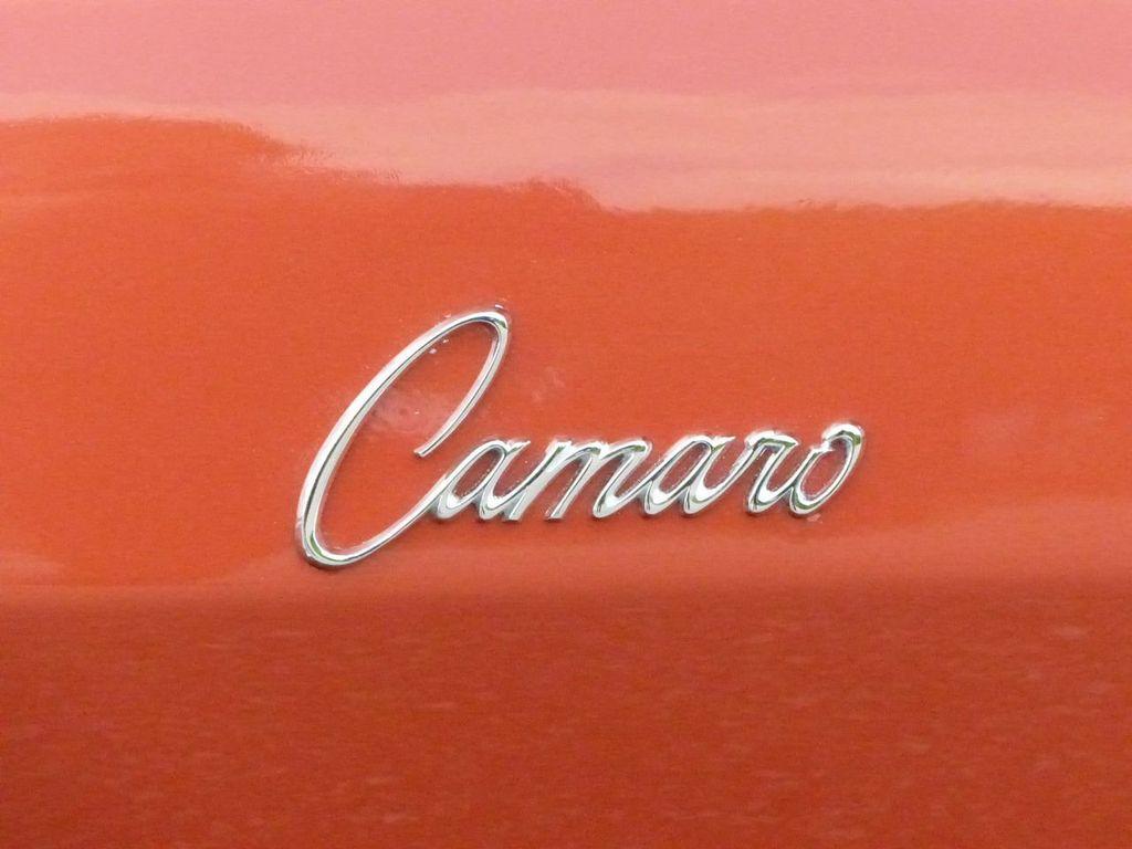 1968 Chevrolet Camaro Z/28  - 16589361 - 50