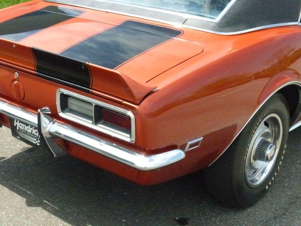 1968 Chevrolet Camaro Z/28  - 16589361 - 51