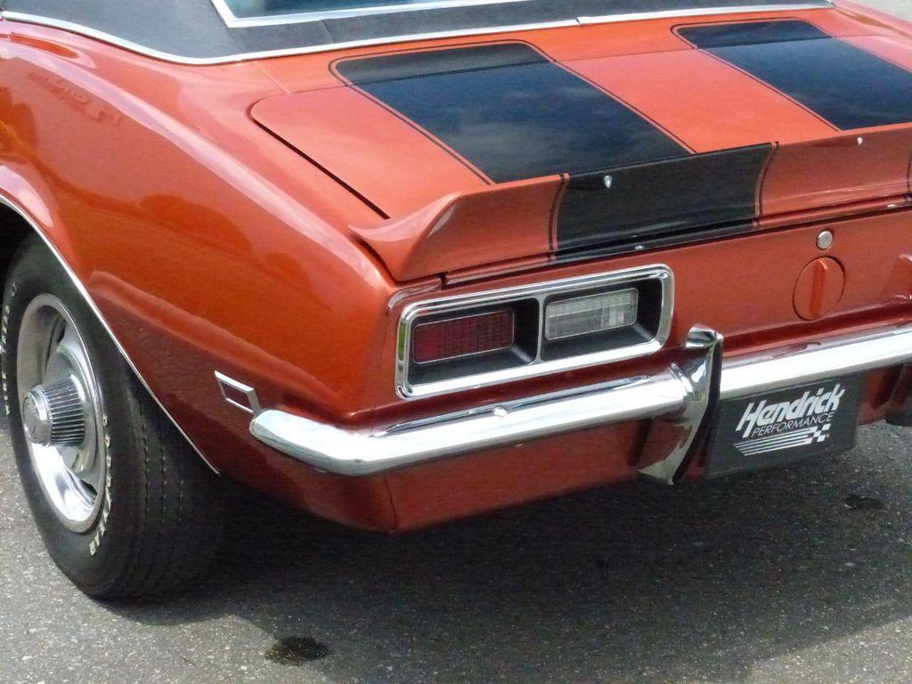 1968 Chevrolet Camaro Z/28  - 16589361 - 52