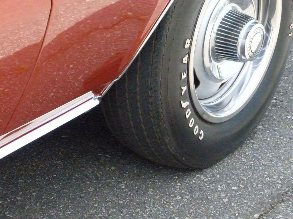 1968 Chevrolet Camaro Z/28  - 16589361 - 58