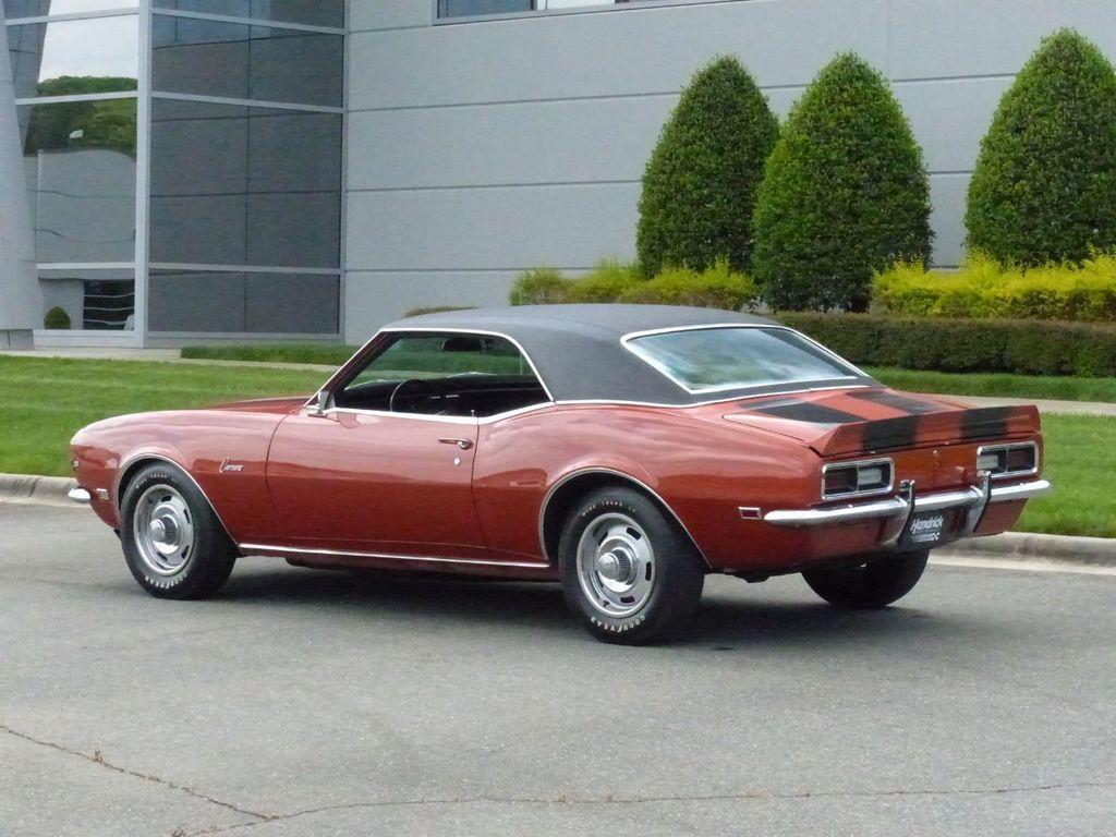 1968 Chevrolet Camaro Z/28  - 16589361 - 6