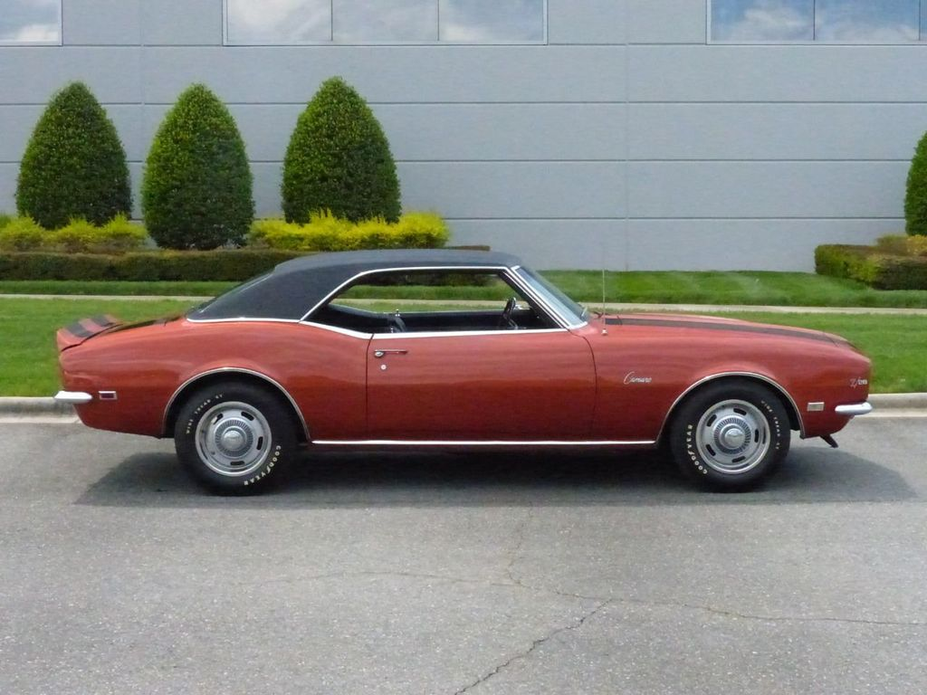1968 Chevrolet Camaro Z/28  - 16589361 - 7