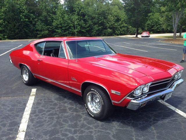 1968 Chevrolet Chevelle Coupe For Sale Duluth Ga 28 900 Motorcar Com