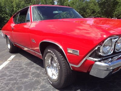 1968 Chevrolet Chevelle  - Click to see full-size photo viewer