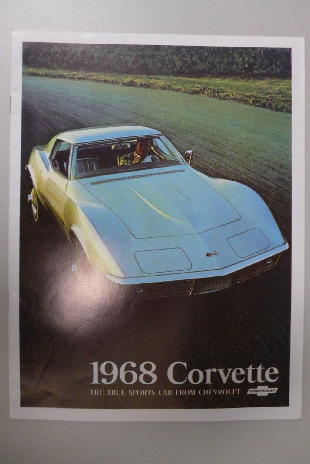 1968 Chevrolet Corvette  - 17961691 - 99