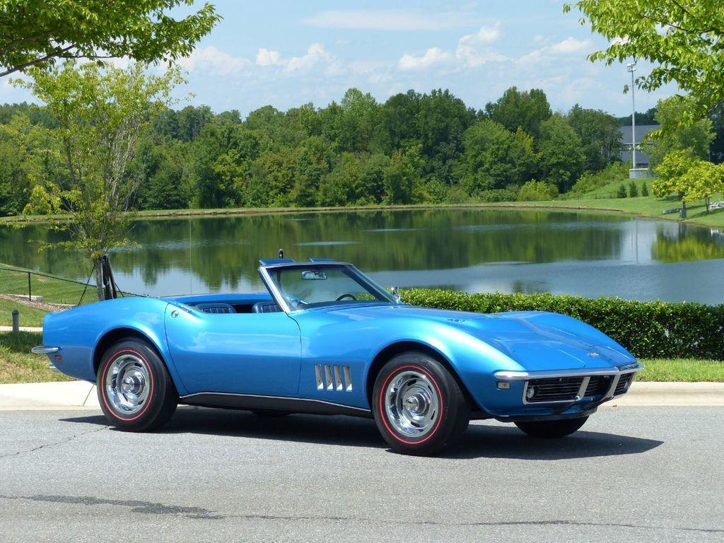1968 Chevrolet Corvette  - 17961691 - 1