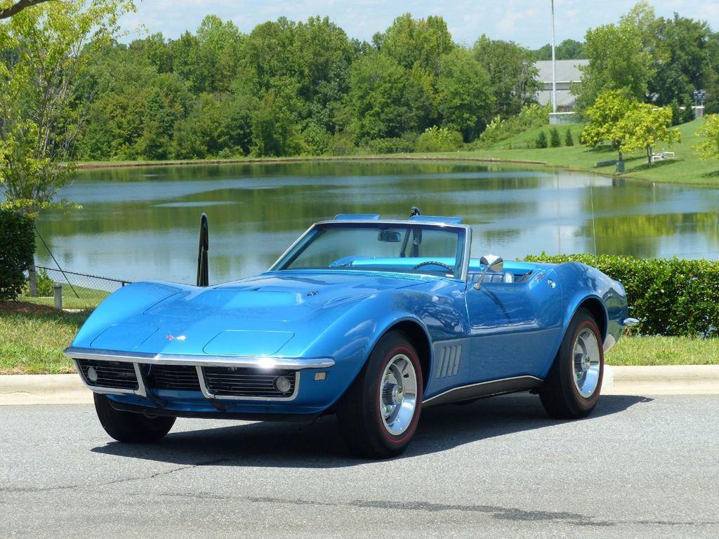 1968 Chevrolet Corvette  - 17961691 - 2