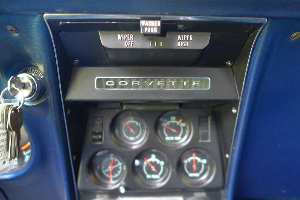 1968 Chevrolet Corvette  - 17961691 - 31