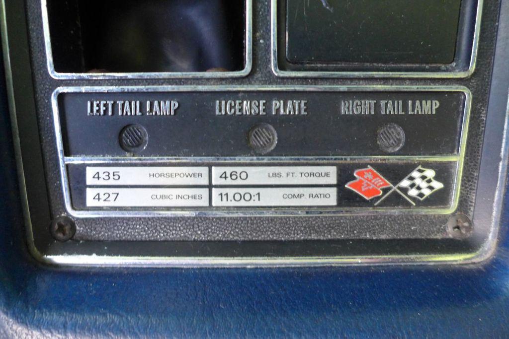 1968 Chevrolet Corvette  - 17961691 - 36