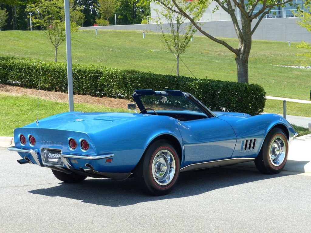 1968 Used Chevrolet Corvette At Hendrick Performance Serving Project Car 17961691 5