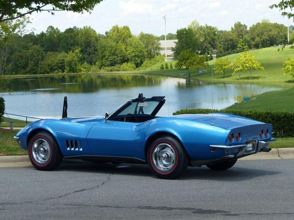 1968 Chevrolet Corvette  - 17961691 - 6