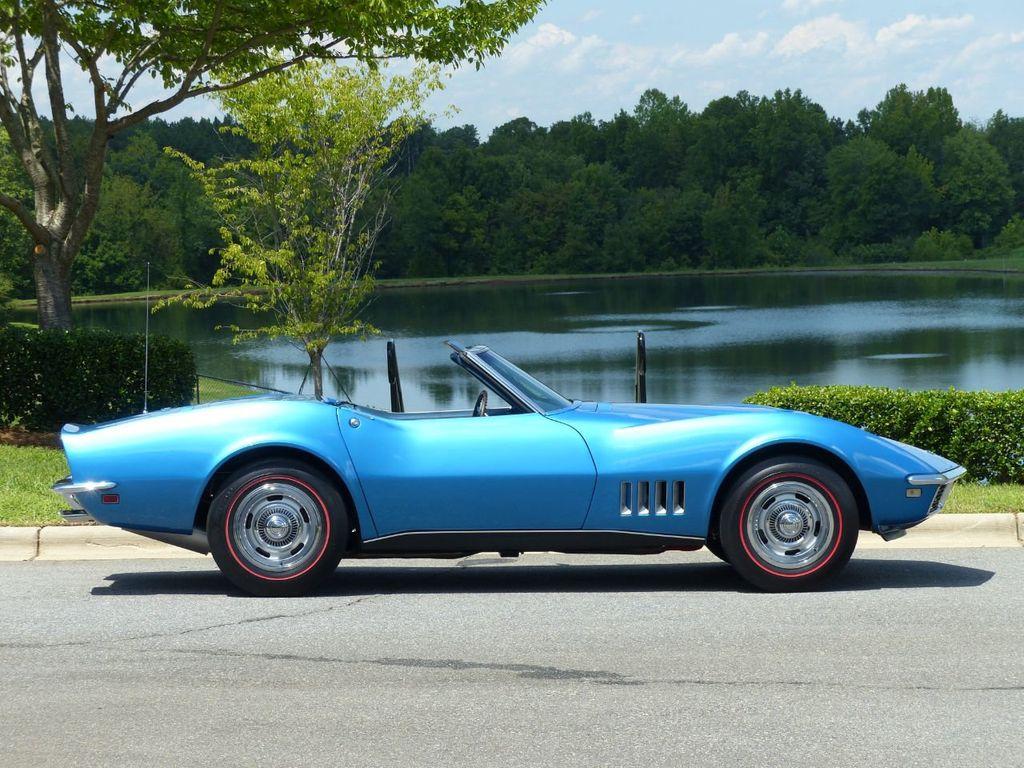 1968 Chevrolet Corvette  - 17961691 - 7