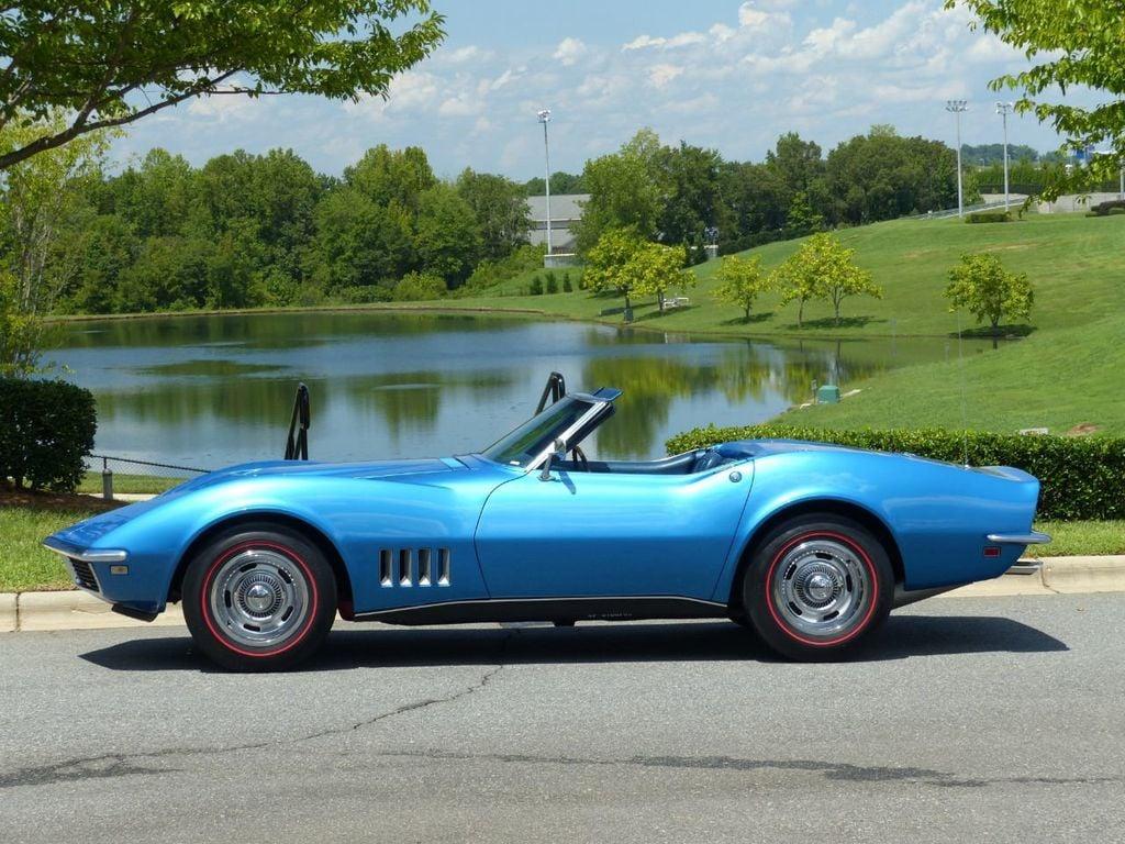 1968 Chevrolet Corvette  - 17961691 - 8