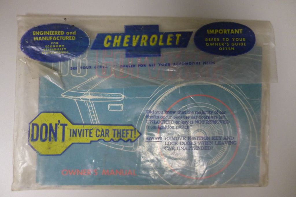 1968 Chevrolet Corvette  - 17961691 - 97