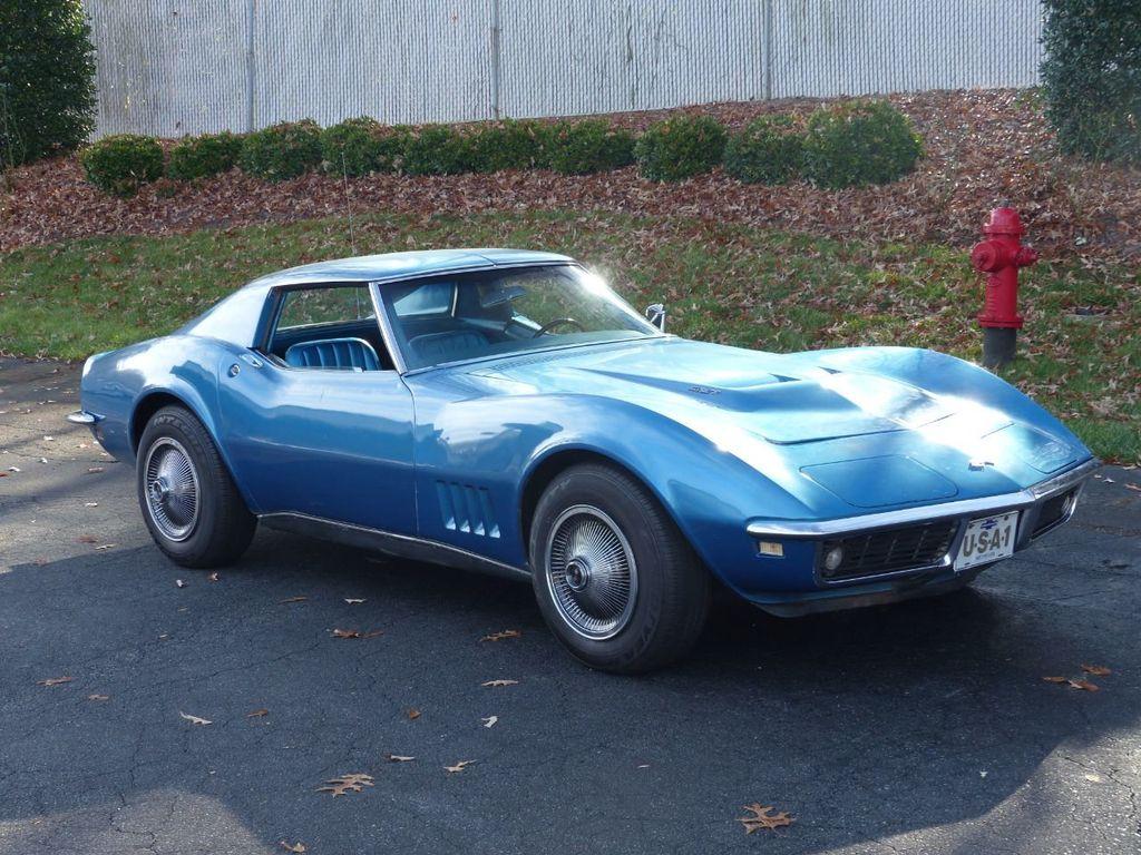1968 Chevrolet Corvette  - 18388550 - 1
