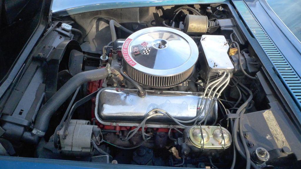 1968 Chevrolet Corvette  - 18388550 - 20