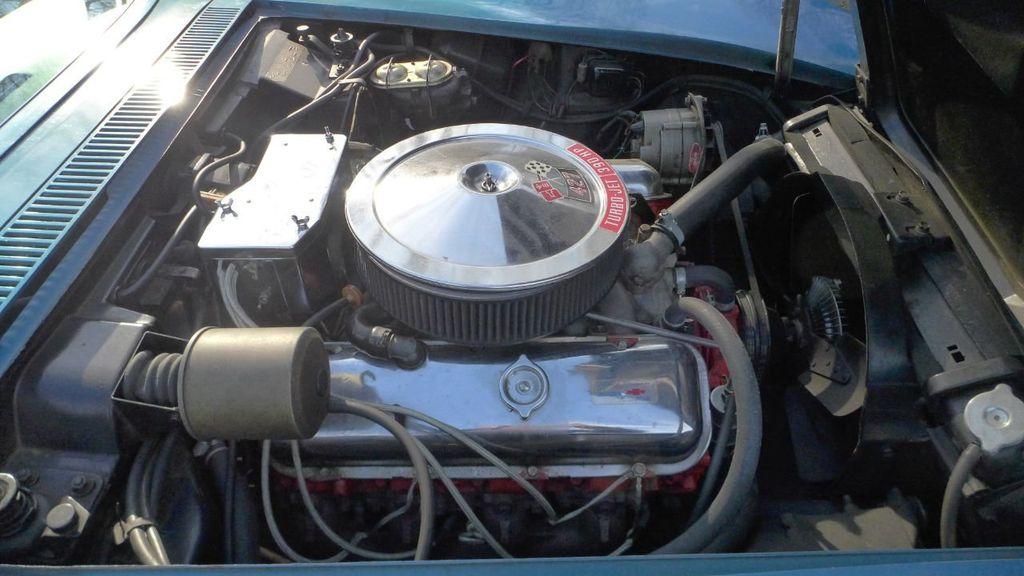 1968 Chevrolet Corvette  - 18388550 - 21