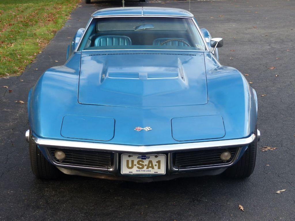 1968 Chevrolet Corvette  - 18388550 - 2