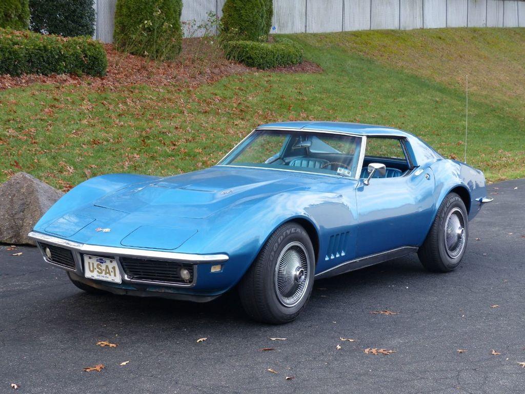 1968 Chevrolet Corvette  - 18388550 - 3