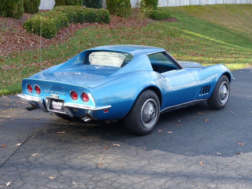 1968 Chevrolet Corvette  - 18388550 - 4