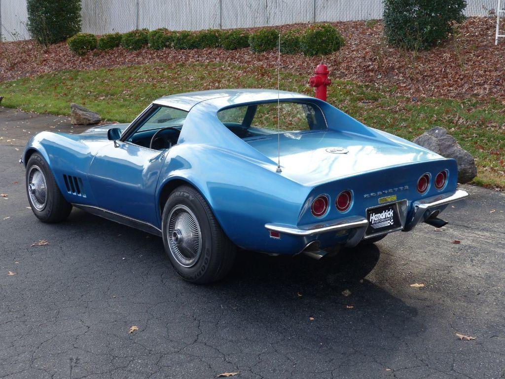1968 Chevrolet Corvette  - 18388550 - 6