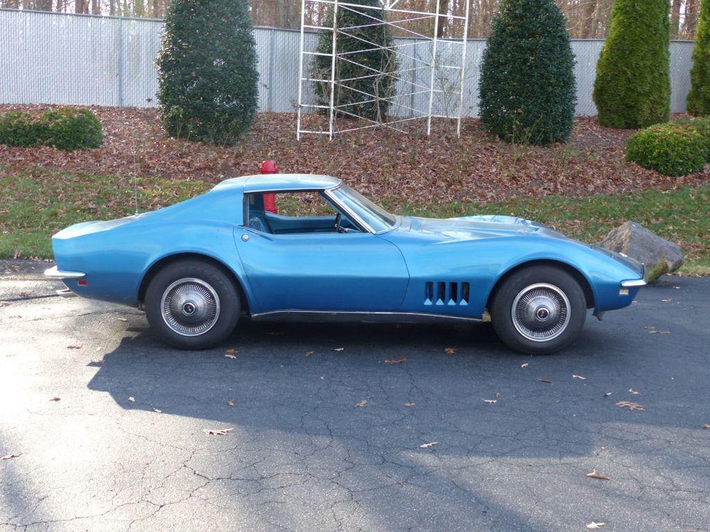1968 Chevrolet Corvette  - 18388550 - 7