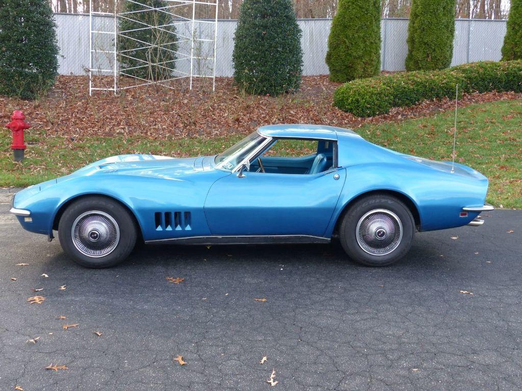 1968 Chevrolet Corvette  - 18388550 - 8