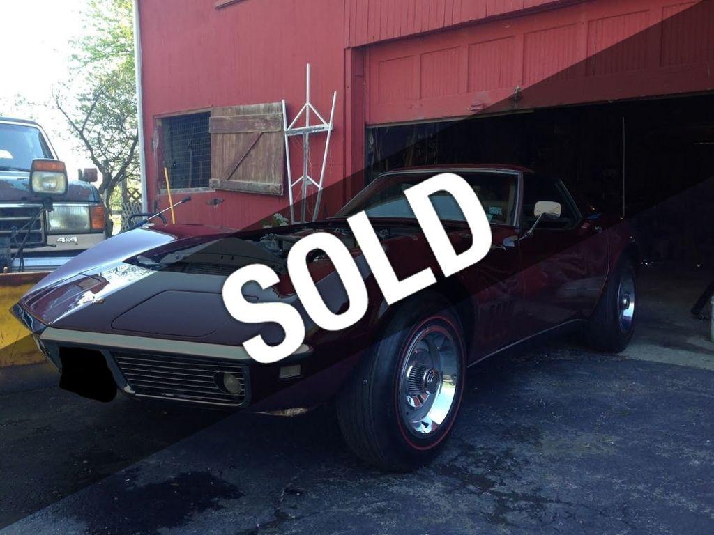 1968 Chevrolet Corvette  - 17412228 - 0