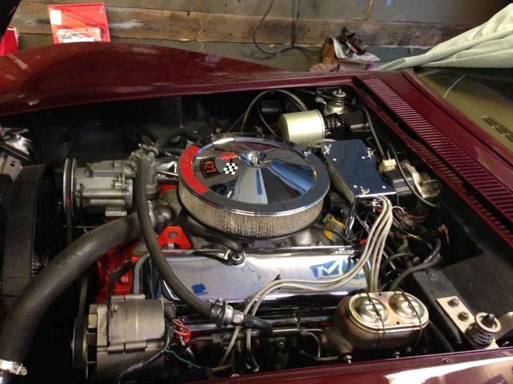 1968 Chevrolet Corvette  - 17412228 - 9