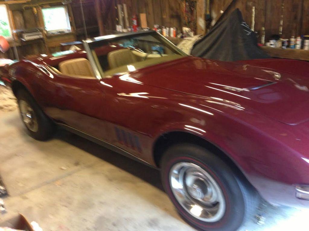 1968 Chevrolet Corvette  - 17412228 - 1